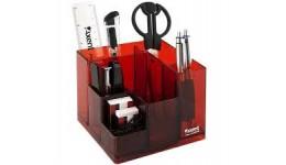 Набір настільний AXENT 2106-06 Cube червоний в коробці (1)