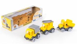 Kid Cars Будівничок 3 шт. в кор (Wader)
