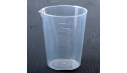 Мірний стакан Н -250мл з шкалою (поліпропілен)