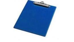 Кліпборд BUROMAX 3411-03 А4 ПВХ  темно-синій (1/30)