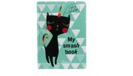 Альбом друзів: My Smash Book 12 Мій щоденник  (у) 145*200мм тверда палітурка  96 сторінок