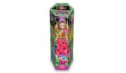 Зроби ляльку Princess Doll 01-02 Хелена (пластилін  кристали  стрази  блискітки) ДТ (1/8)