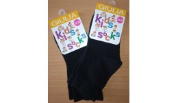 шкарпетки KSL COLOR calzino-black-20 бавовна 74% поліамід 22% еластан 4%