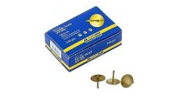 Кнопки BUROMAX 5103 100шт золоті (10/500)
