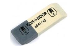 Гумка KOH-I-NOOR 6541/40 комбінована SunPearl (40)