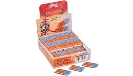 Гумка KOH-I-NOOR 6521/80 комбінована BlueStar (84)