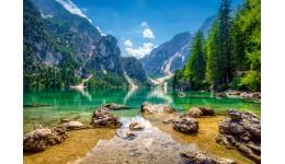 Пазл Касторленд 1000 (3416) Озеро в горах  68*47 см