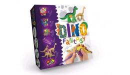 Набір тіста для ліпки  Dino Fantasy  (коробка) Д/Т (1/6)