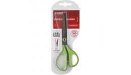 Ножиці AXENT 6406-09 офісні 19см Titanium Lite сіро-салатові (1/12)