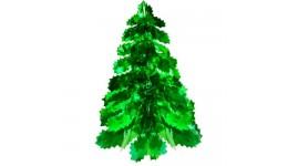 Новорічний декор J01699 ЯЛИНКА фольга 36см (10)