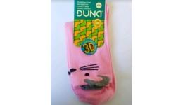 Дитячі шкарпетки DUNA 400 демі  22-24 рожеві 85%бавовна  14%поліамід 1%еластан