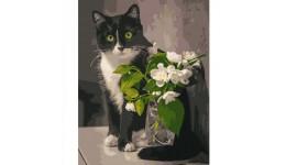 Водяні розмальовки з віршиками: Квіткові забавлянки (у) Джамбі