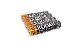 Батарейка KODAK XTRALIFE ААА LR03 1*4шт (60шт)