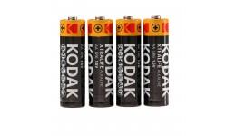 Батарейка KODAK XTRALIFE АА LR06 1*4шт (60шт)