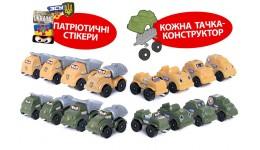 DEFA Кукла 8258 29см  12 шт в дисплеї