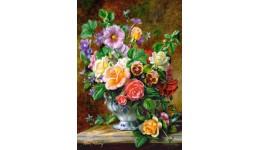 Пазл Касторленд  500 (2868) Квіти у вазі  47*33 см