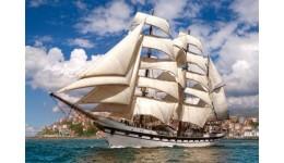 Пазл Касторленд  500 (2851) Яхта  47*33 см