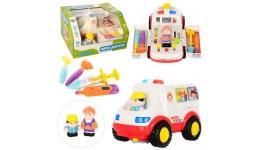 Дитячі шкарпетки DUNA 456 демі  18-20 білі  70%бавовна  27% поліамід  3%еластан