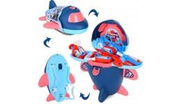 Дитячі шкарпетки DUNA 456 демі  18-20 блакитні  70%бавовна  27% поліамід  3%еластан