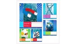 Зошит  Предметні   24 клітинка МІКС 5К (20/320)
