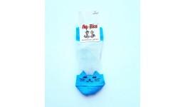 Шкарпетки дитячі р.14 колір СІРИЙ - 70% бавовна  30% поліамід