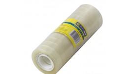 Скотч канц. BUROMAX  7116-01 12мм*30м(ціна за 12шт). прозор (1/60)