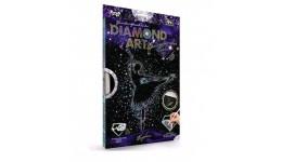 Діамантовий живопис ДАР-01-01  DIAMOND ART Балерина ДТ (1/18)