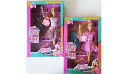 Набір для шиття текстильної ляльки 1051  Леопольд  18x45 НС