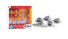 Дитячі шкарпетки DUNA 478 демі  10-12 сірі 70%бавовна  27%поліамід 3%еластан