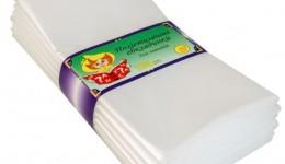 Обкладинка Полімер 101204 ПВХ д/зошитів 100шт 50мкм  Незнайка  (100/4000)