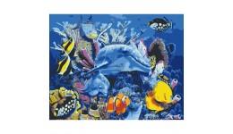 Стілець-крісло для дітей  Jumbo  середній ЕКОНОМ  (зелений) р.42*34*58см. виробництво Турція