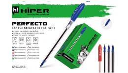 Ручка кулькова Cool for School 11962  CANDY  синя 0 6мм (50)