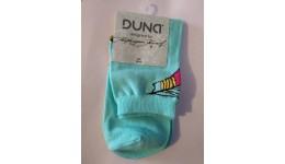 Шкарпетки жіночі р.21-23 демі  колір БІРЮЗОВИЙ 65%бавовна  32%поліамід  3%еластан