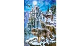 Пазл Касторленд 1500 (1141) Вовки  68*47 см