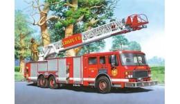 Пазл Касторленд 60 (359) Пожежна машина  32*23 см
