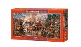 Пазл Касторленд  600 (382) Грюнвальдська битва  68*30 см
