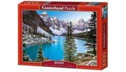 Пазл Касторленд 1000 (2372) Гори Канада  68*47 см