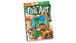 Аплікація кольоровою фольгою FOIL ART FAR-01-05 Мавпеня  Д/Т(1/10)