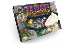 Набір д/проведення розкопок  6+JEWELS EXCAVATION 02 Дорогоцінне каміння (у)(1/6)ДТ