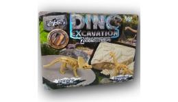 Набір д/проведення розкопок 6+DINO EXCAVATION 04 2скелета Трицератопс+Брахіозавр (1/6)ДТ
