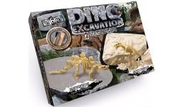 Набір д/проведення розкопок 6+DINO EXCAVATION 06 2скелета Стегозавр+Тиранозавр (1/6)ДТ