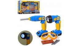 Шкарпетки дитячі р.10 колір БЛАКИТНИЙ - 80% бавовна  16% поліамід  4% еластан