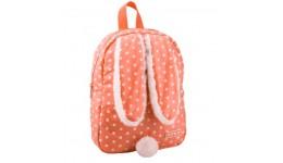 Рюкзак дошкільний KITE 541XXS-3 (K19) 29x24x9см  (МРЦ 435) Kids персиковий