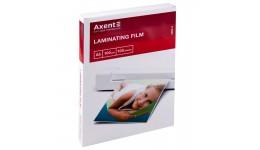 Плівка для ламінування А5 AXENT 2080 100мкм 154*216мм 100шт (1)