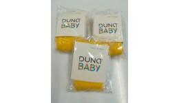 Дитячі колготки DUNA  (68-74 44) 489  10-12 ЖОВТИЙ - 85% бавовна  12% поліамід  3% еластан
