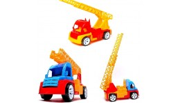 Алєкс пожежна машина БАМСІК 40*24*24 см