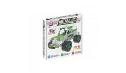 Конструктор металевий  Позашляховик ТехноК  20.5 х 16 х 4 см арт.4913