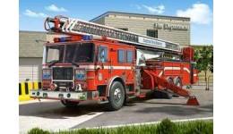 Пазл Касторленд  260 (26760) Пожежна машина  32*23 см