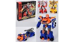 Дитячі шкарпетки демі   р. 8-10 арт 416 колір т. синій 75%бамбук  23%поліамід  2%еластан