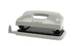 Діркопробивач AXENT 3802-03 пластик 12арк. Ocean сірий (1/12)